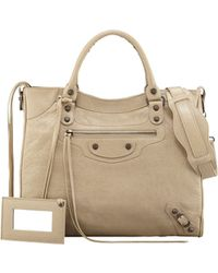 Balenciaga Classic Velo Bag - Lyst