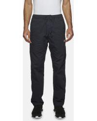 Roundel London - Easy Black Pants - Lyst