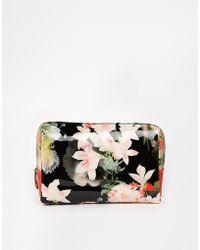 Ted Baker Opulent Bloom Toiletry Bag - Lyst