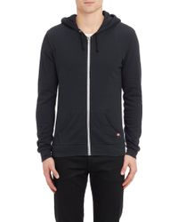 Aviator Nation Rock and Roll-print Zip-up Hoodie - Lyst