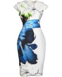 Reed Krakoff Knee-length Dress - Lyst
