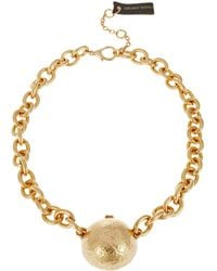 Gerard Yosca Chain Link Necklace - Lyst