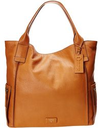 Fossil Emerson Tote - Lyst