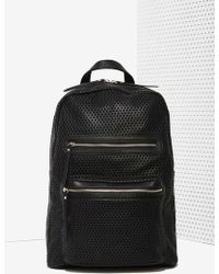 Nasty Gal X Nila Anthony Holier Than Thou Vegan Leather Backpack - Lyst