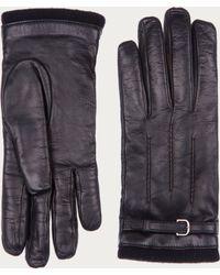 Bally   Cashmere Gloves   Lyst