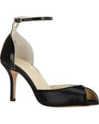Sarah Flint Alexis Ankle-Strap Sandals - Lyst