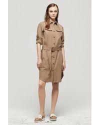 Rag & Bone Case Shirt Dress - Lyst
