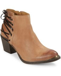 Klub Nico - Berta Leather Ankle Boots - Lyst