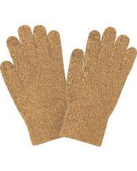 Uniqlo - Men Heattech Knit Gloves - Lyst