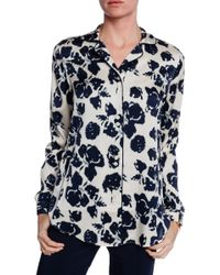 Ti Mo Peached Blouse - Lyst