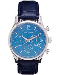 Vince Camuto The Chairman Watch - Lyst