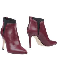 Giampaolo Viozzi Ankle Boots - Lyst