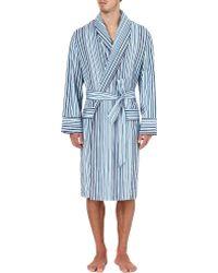 Paul Smith Multi-Stripe Dressing Gown - For Men - Lyst