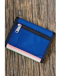 Chums - Tri-fold Sweat Nylon Wallet - Lyst