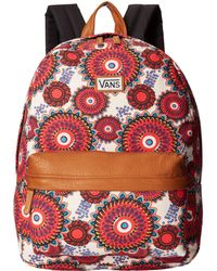 Vans Deana Ii Backpack floral - Lyst
