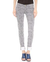 Juicy Couture - Wild Cheetah Skinny Jeans - Lyst
