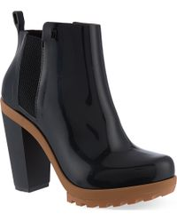 Melissa Soldier Chelsea Boots - Lyst