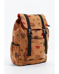 Chums - Flap Day Sweat Backpack - Lyst