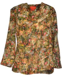 Vivienne Westwood Red Label Blouse - Lyst