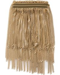 Chloé Curb Chain Strand Bracelet - Lyst