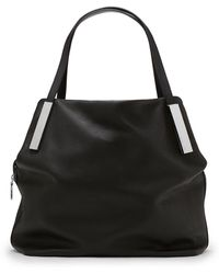 Vince Camuto Brody Leather Tote Bag - Lyst