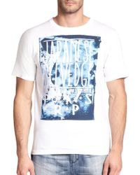 PRPS Screen Graphic Tee - Lyst