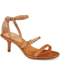 Vince Camuto Signature Hilarie Heels - Brown