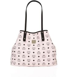MCM - Medium Reversible Shopper Project Bag - Lyst