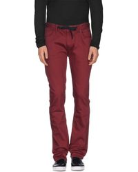 Element | purple Denim Trousers | Lyst