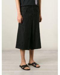 Damir Doma 'Pertik' Shorts - Lyst