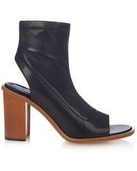 Chloé Ella Ankle Boots - Lyst