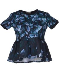 Calla - Short Sleeve Tshirt - Lyst