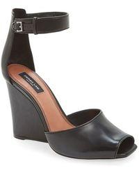 Derek Lam Women'S 'Nansen Too' Leather Wedge Sandal - Lyst