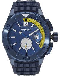 Brera Orologi - Braqs4804 Blue Watch - Lyst