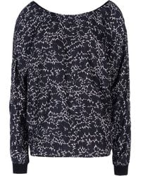 Surface To Air Blouse - Lyst