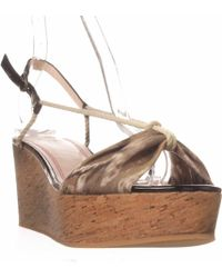 Plenty by Tracy Reese - Preston Wedge Sandal - Lyst