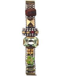 Iosselliani | Crystal Bracelet | Lyst