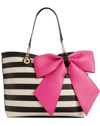 Betsey Johnson Specialty Tote - Lyst