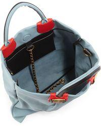 SJP by Sarah Jessica Parker - Lispenard Leather Tote Bag - Lyst