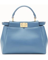 Fendi - Peekaboo Mini - Lyst