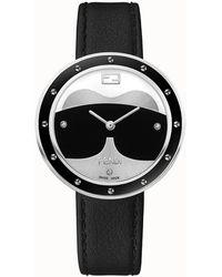 Fendi My Way Watch - Black