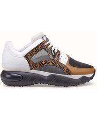 Fendi Sneakers - Multicolor