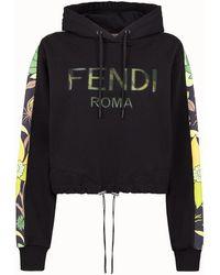 Fendi Sweatshirt - Black