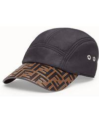 b6b79b8de3a33e Fendi - Hat - Lyst · Fendi. Hat. £430. Fendi · Fendi - Black Logo Pom ...