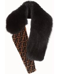 Fendi Collar - Black