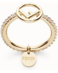 Fendi - F Is Ring - Lyst