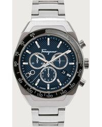 Ferragamo - Ferragamo Slx Watch - Lyst