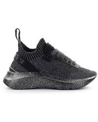 DSquared² Speedster Lurex Sneaker - Zwart