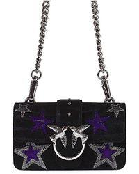 3bb1628423 Black Stars Mini Love Bag