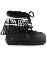 Moon Boot Mars Night Sneeuwlaars - Zwart